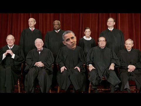 Will Obama Become A Supreme Court Justice