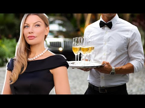 Blogger who teaches women how to bag a billionaire shares her etiquette guide for society events - including why you should always eat before a dinner party and never be the last one to leave