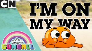 The Amazing World of Gumball | I'm On My Way - Karaoke | Cartoon Network
