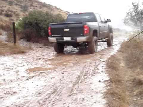 Off Road Silverado - YouTube