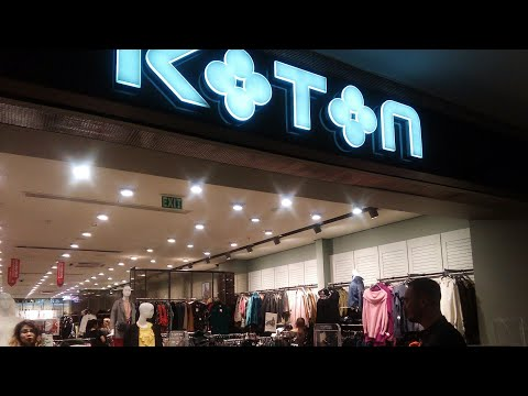 KOTON одежда, косметика, сумки, Турция Хатай