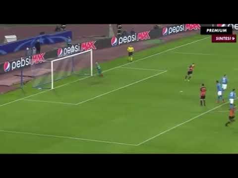 Napoli vs Shakhtar Donetsk 3-0 all goals 21 11 2017