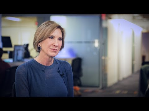 Exclusive: Carly Fiorina Talks Senate Run and the Lack of Leadership in DC