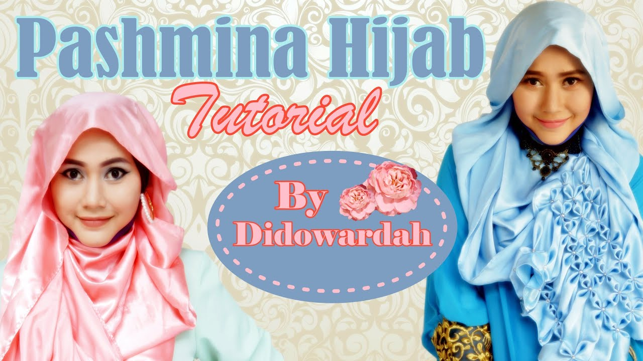 Tutorial Hijab Pashmina Beaded WF Menutup Dada Didowardah 2 YouTube