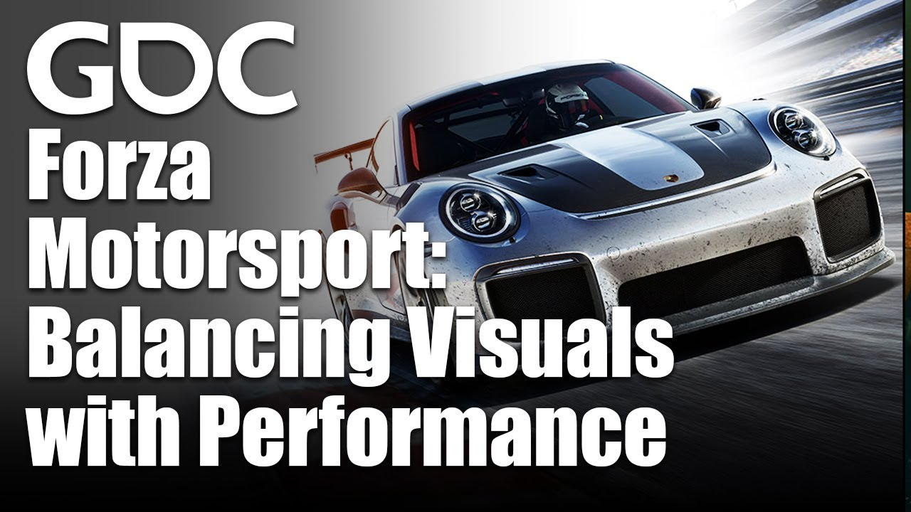 Art Direct for 100 MPH: Balancing Visuals with Performance for Forza Motorsport - GDC