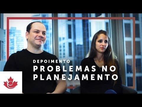 PROBLEMAS NO PLANEJAMENTO | DEPOIMENTO