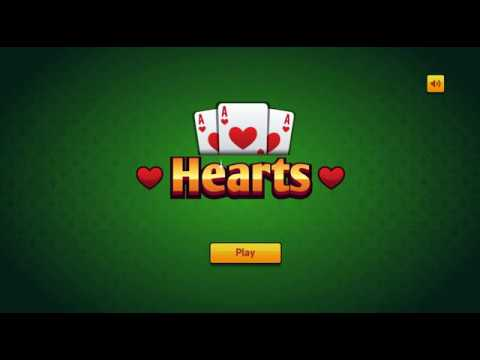 Hearts Classic Free Card Games Youtube