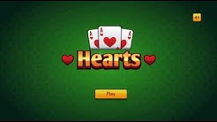 Hearts Classic  -  Free Card Games