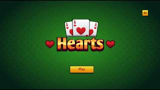 Hearts Classic     Free Card Games