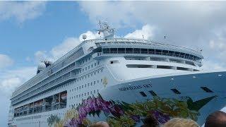 Norwegian Nassau Bahamas Cruise