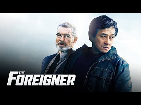 The Foreigner Movie   Jackie Chan