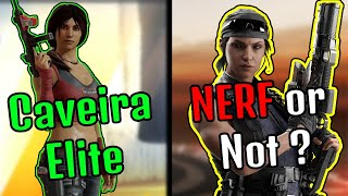 Pro Players Opinion on Kali [ Nerf or Not? ] | New Caveira Elite - Rainbow Six Siege Shifting Tides