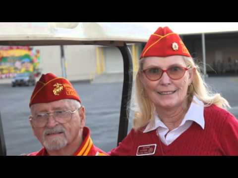 DeKalb County Veterans Day Parade in Fort Payne Alabama