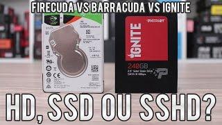 HD vs SSD vs SSHD – Qual a melhor opção para dispositivos portáteis (2.5