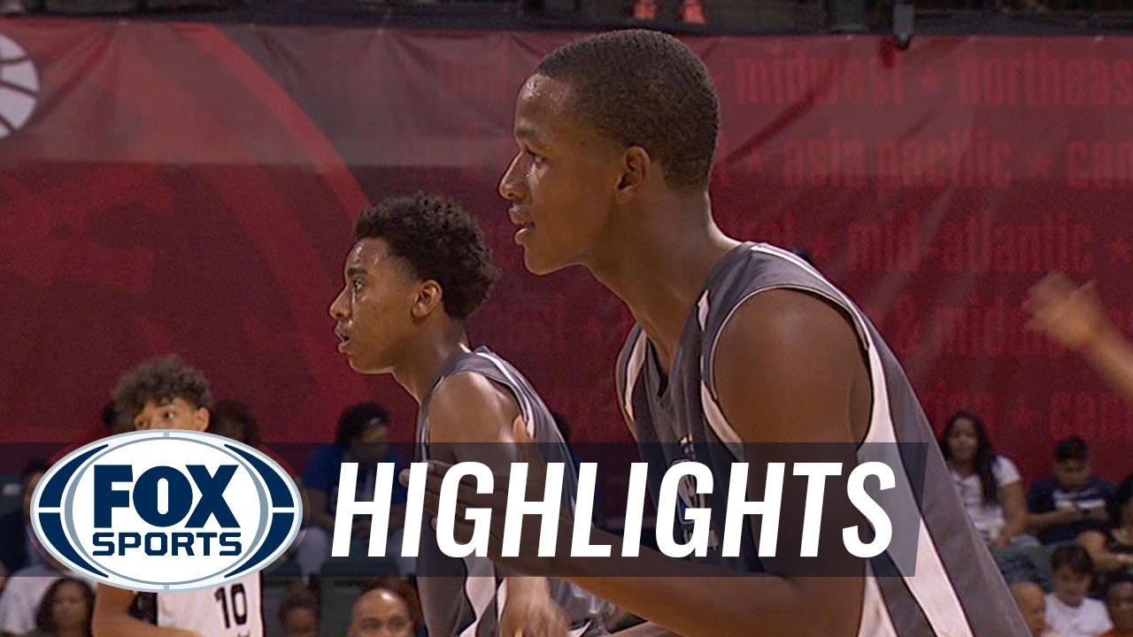 Central vs Southeast   JR NBA CHAMPIONSHIPS