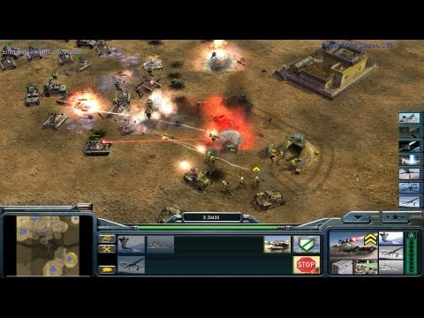 Keep The Power Flowing! - Command and Conquer Generals: Zero