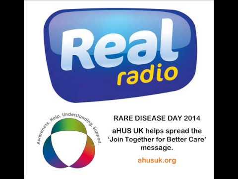 Rare Disease Day - Real Radio North West