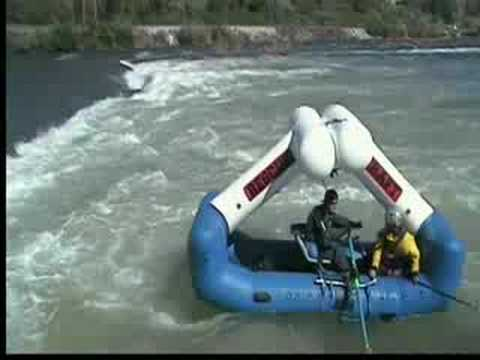 Low Head Dam & Swiftwater Rescue - Creature Craft