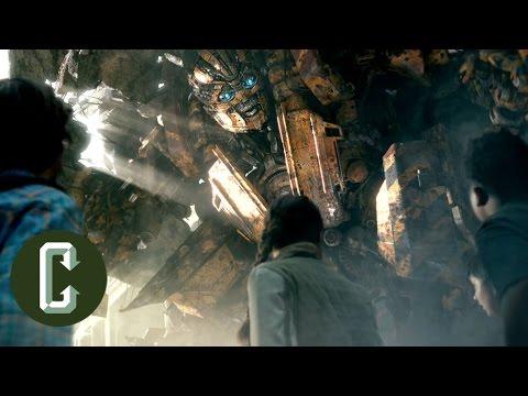 Transformers The Last Knight TV Spot Reveals Dinobots - Collider Video