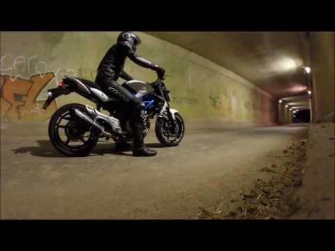 Kawasaki  With Thunder Monster Baffles