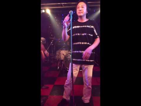 Serpens(ホイワイトスネイクカバーバンド)渡辺正 劇団四季 長崎 ガッツリライヴ2016 6月12日
