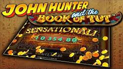 JOHN HUNTER AND THE BOOK OF TUT (PRAGMATIC PLAY) ONLINE SLOT