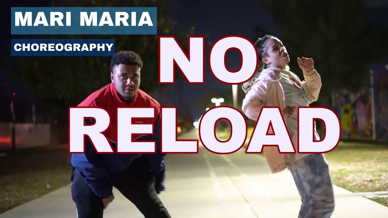 "Leikeli47 "" No Reload"" - Choreography Mari Maria"