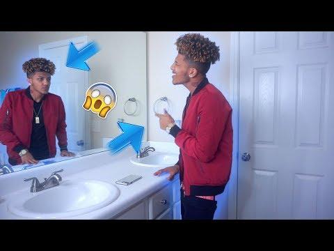 Rap With His Reflection!  Xxxtentacion  Changes Remix
