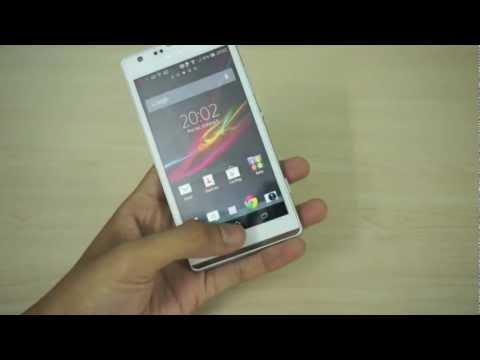 Tinhte.vn - Trên tay Sony Xperia SP