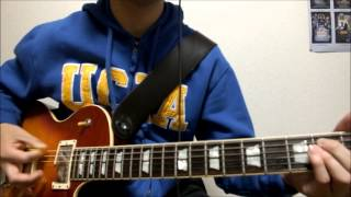One direction Kiss you Guitar TAB How To Play