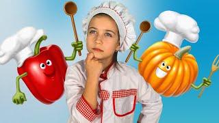 Детская кухня повара Эмилюши/ Готовим вместе