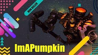 HoN Killer - Moraxus Gameplay - ImAPumpkin - Diamond II