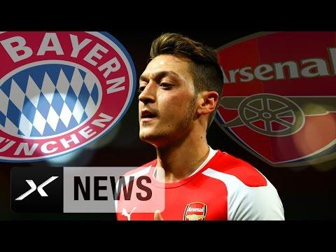 Transfer-Hammer? FC Bayern München soll an Mesut Özil dran sein | FC Arsenal