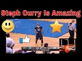 Best Steph Curry Video You Will Ever See On Youtube!!!