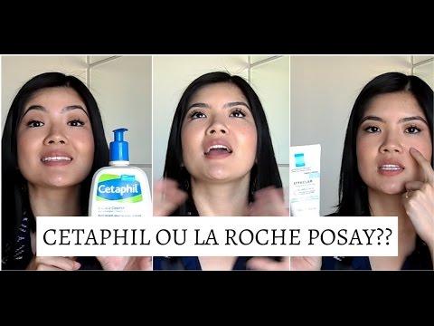 RESENHA DUPLA | Sabonete Líquido Facial Cetaphil x La Roche Posay