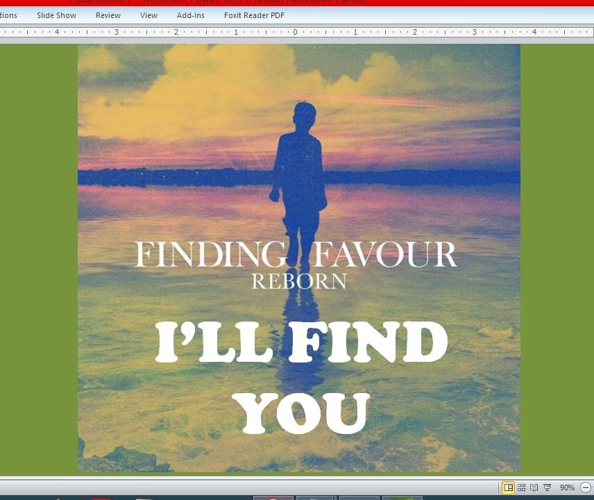Finding Favour - I'll Find You (Lyrics) - YouTube