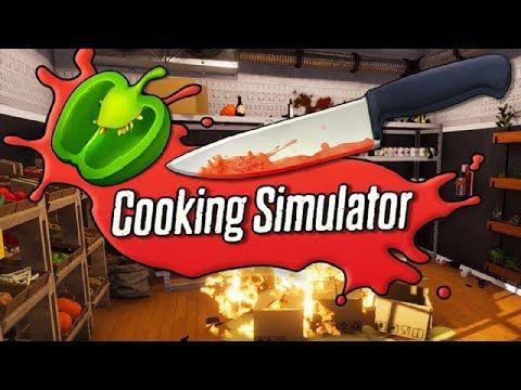 Cooking Simulator ► Повар