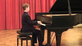 Vitaly Petrov. F. SHOPIN. Fantasie - Impromptu cis-moll op.66