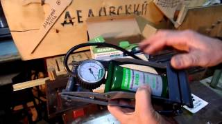 видео Как выбрать автомобильный насос