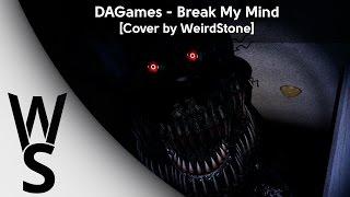 WeirdStone - Break My Mind [RusCover]