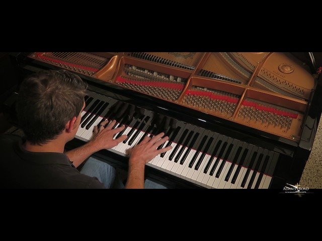 Original Piano Arrangement of Amazing Grace by Adam's Road