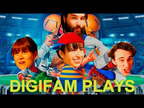 Digifam Plays Smash Wii U