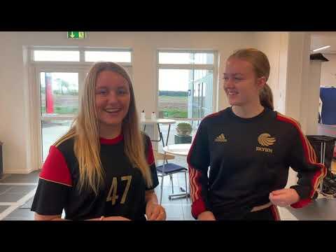 Skyum rundvisning  - Profilfag Pigehåndbold