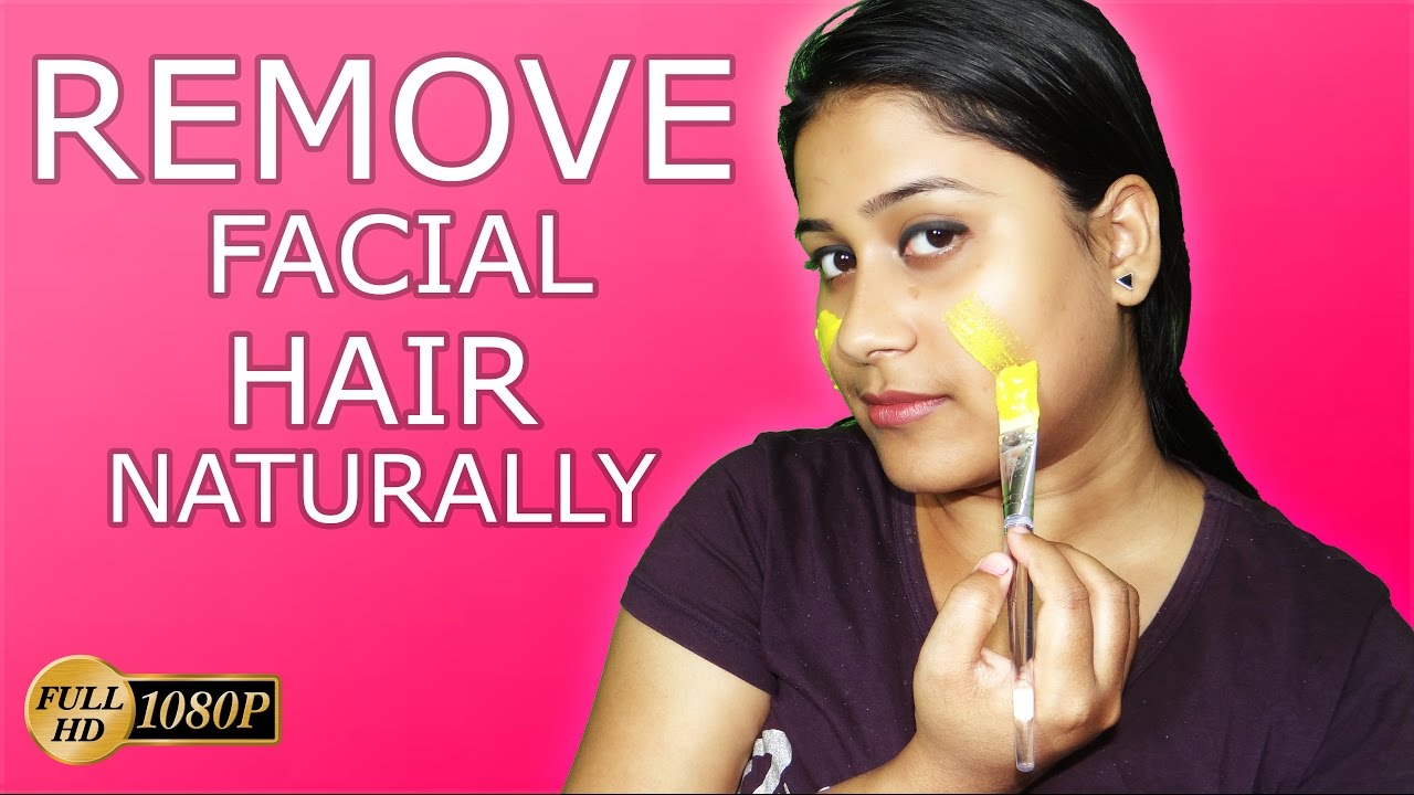 How can we remove unwanted hair from our face-4321