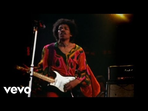 Jimi Hendrix - Bleeding Heart (Video)