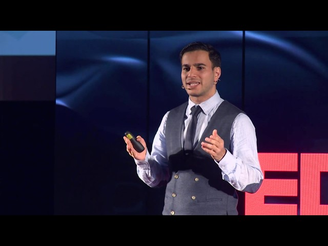 How can we change education now | Hashem Al-Ghaili | TEDxZagreb