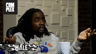 Wale on The Combat Jack Show Ep. 2 (Talking about Rick Ross)