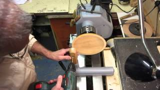 Wood Turning - Indexing Hole Drilling Jig
