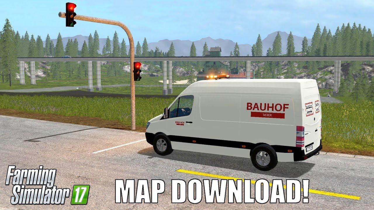 bauhof weber map
