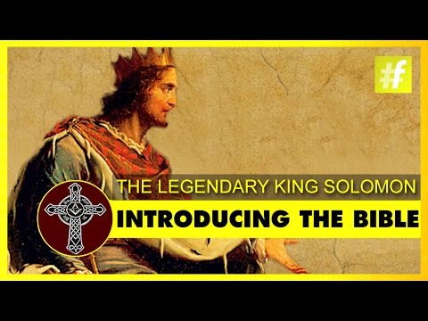 Introducing The Bible | The Legendary King Solomon from YouTube · Duration:  24 minutes 1 seconds